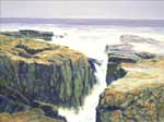 Ledges, Schoodic Head