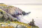 Monhegan Cliffs
